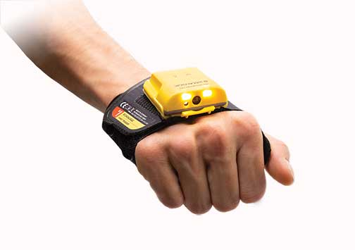 The lightest and wearable handscanners on the market perfectly complement our inventory management and tracking solutions